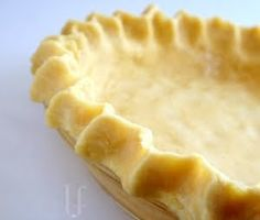 Perfect Pie Crust from Stick to your hips!
