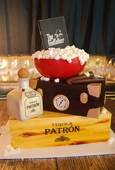 Unique Groom's Cakes | Wedding Cakes | Brides.com | Wedding Ideas | Brides.com