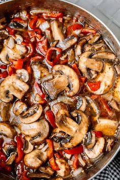 Ingredients you will need to make Italian Sauteed Mushrooms easy and quick side . - Ingredients you will need to make Italian Sauteed Mushrooms easy and quick side … You are in the r - Salmon Recipes, Beef Recipes, Italian Recipes, Vegetarian Recipes, Cooking Recipes, Healthy Recipes, Healthy Mushroom Recipes, Burger Recipes, Marinated Mushrooms