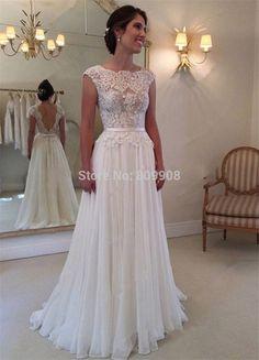 vestidos novia encaje - Buscar con Google