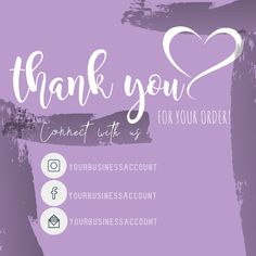 Customize this design with your video, photos and text. Easy to use online tools with thousands of stock photos, clipart and effects. Free downloads, great for printing and sharing online. Logo. Tags: business, thank you, thank you card, thank you card business, Logos , Logos