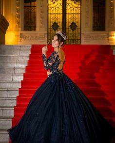 Vestido de debutante azul - 15 anos ropa в 2019 г. платья и хогвартс. Quince Dresses, 15 Dresses, Formal Dresses, Wedding Dresses, One Step, Quinceanera Dresses, 15 Years, The Dress, Beautiful Dresses