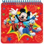 Mickey Mouse Notepad - Party City
