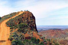 Arkaroola Wilderness Sanctuary Ridgetop Track four wheel drive tour