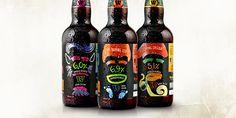 Wensky Beer's Folklore Line