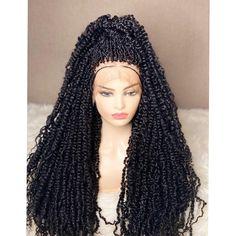 Braids Hairstyles Pictures, African Braids Hairstyles, Black Girls Hairstyles, Braided Hairstyles, Dope Hairstyles, Hairstyle Ideas, Hair Ideas, Blonde Braids, Braids Wig