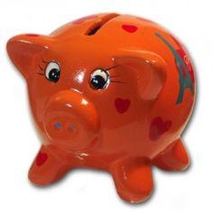 Tirelire cochon petit modèle