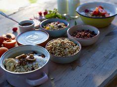 #breakfast, #muesli, #fruits, #nuts, #bio, #perfect