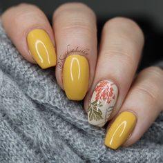 Gel Nail Ideas for Fall autumn Nail Designs Autumn Fall Nail Colors Acrylic Nails Designs for Fall Classy Nail Designs, Long Nail Designs, Fall Nail Art Designs, Nail Polish Designs, Beautiful Nail Designs, Acrylic Nail Designs, Acrylic Nails, Gelish Nails, Gel Nail