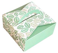 Set Of 10 Colorful Square Cute Cookies Box Package Biscuit Box Green -- Check out the image by visiting the link-affiliate link. #WonderfulCookware