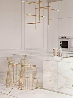 Проект дизайна ELEGANT KITCHEN   «Anna Neiman Design»
