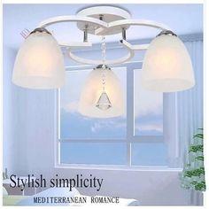 156.66$  Buy here - http://alisiv.worldwells.pw/go.php?t=32611406780 - The new LED sitting room bedroom study 6w - 10w modern children room chandelier 220v -240v   @-9 156.66$