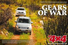 Words by Grant Spolander Pictures by Grant Spolander and Jess Fogarty. Vw Amarok, Adventure Magazine, Gears Of War, Ford Ranger, 4x4