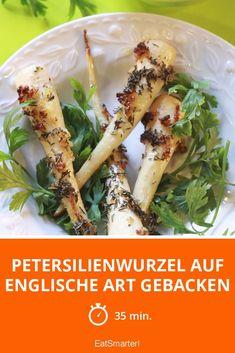 Petersilienwurzel auf englische Art gebacken - smarter - Zeit: 35 Min.   eatsmarter.de