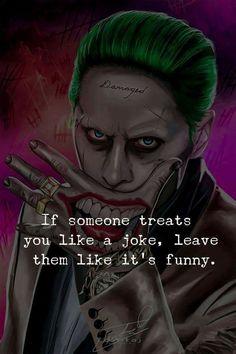 Joker Leto Quote