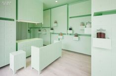 Big Ideas: Id Designs An Apothecary and Spa in Handa