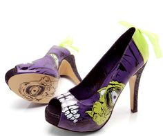 Zombies shoes