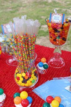 Carnival Birthday | CatchMyParty.com