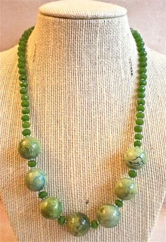 Necklace  Sublime by DebLuvs on Etsy, $48.00
