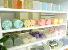 Our SoapScription is for serious Soap Junkies! They will send you a different, wonderful bar of soap each month for six full months! MEMBER - The Bath Factory