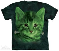 """""""Franken Kitty"""" In adult sizes only"""