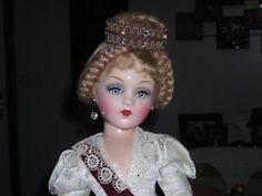 "Madame Alexander 21"" Composition Portrait Doll Princess Flavia Victoria 1938 46   eBay"