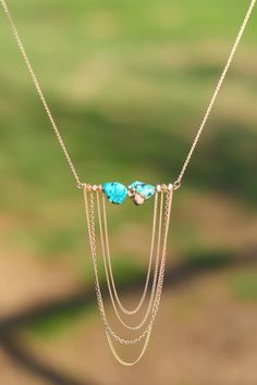 Set In Stone Necklace