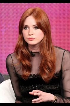 Trendy Hair Color Copper Karen Gillan Ideas - Hairstyles For All Karen Gillan, Karen Sheila Gillan, Red Hair Woman, Hottest Redheads, Auburn Hair, Beautiful Redhead, Strawberry Blonde, Doctor Who, Hair Colors