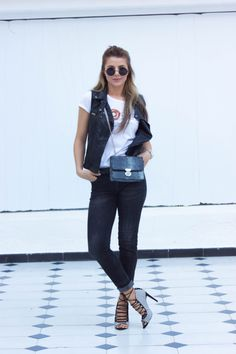black and white fall look mbcos blog de moda fashion blogger