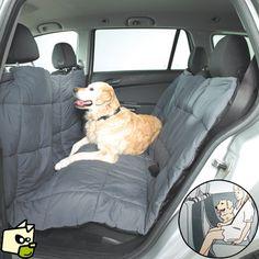 THERMO PLAID chien pour banquette automobile