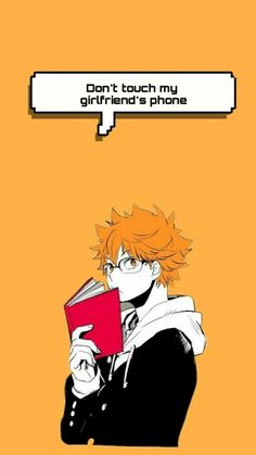 pintesert den çaldığım komik meme ve fotoğraflar #hayrankurgu # Hayran Kurgu # amreading # books # wattpad Haikyuu Kageyama, Haikyuu Funny, Haikyuu Fanart, Hinata, Haikyuu Anime, Nishinoya, Anime Lock Screen Wallpapers, Animes Wallpapers, Dont Touch My Phone Wallpapers