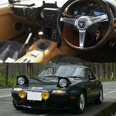 @yukinori_sakimoto #70srallystyle #japan #jdm TopMiata.com | #TopMiata #mazda #miata #mx5 #eunos #roadster