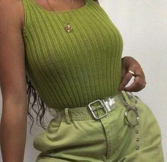 27 Fashion Killa You Will Want To Try Fashion New Trends . - 27 Fashion Killa You Will Want To Try Fashion New Trends Little Girl Hairsty - Fashion Killa, Look Fashion, 90s Fashion, Fashion Outfits, Womens Fashion, Fashion Trends, Fashion Clothes, Fashion Ideas, Green Fashion