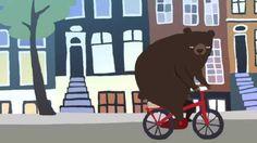 sesamstraat lied een beer naar de dierentuin