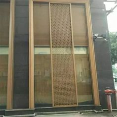 Modern Design Laser Cut Partition Screen Restaurant Wall Panel Screen Marble Screen - China Metal Screen and Room Divider price | Made-in-China.com Outdoor Wall Panels, Exterior Wall Panels, Outdoor Walls, Garden Exterior Lighting, Outside Wall Decor, Stainless Steel Sheet Metal, Metal Room Divider, Metal Screen, Metal Panels