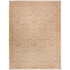Shop for Zeigler Designer Silk Hand-knotted Rug (8' x 10'). Get free shipping at Overstock.com - Your Online Home Decor Outlet Store! Get 5% in rewards with Club O! - 24378892
