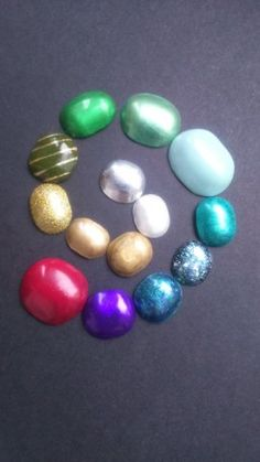 Picture of Plastic Bottle Hack: Make Easy Gemstones!