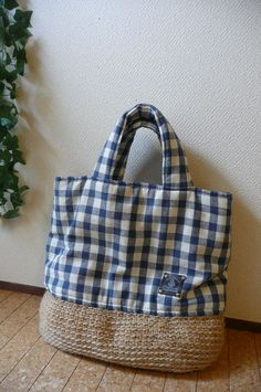 Japanese Bag, Embroidery Bags, Net Bag, Jute Bags, Sewing Pillows, Fabric Bags, Knitted Bags, Baby Knitting Patterns, Cloth Bags