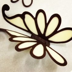 Chocolate butterflies (1)