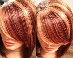 Image result for pictures of red hair color