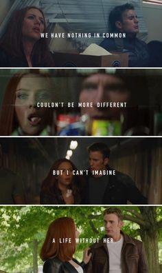 Nothing, Everything, Anything, Something #marvel