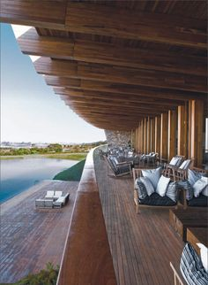 Hotel Fasano Boa Vista | Sao Paolo, Brazil. Beautiful. i can see myself chillax there. World Cup 2014..here I come. Thank you - yellowtrace blog!