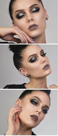 champagne wishes ... videotutorial check here: http://lindahallberg.se/2016/04/19/todays-look-belle-femme/