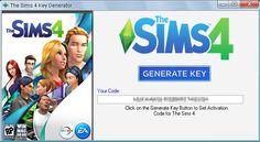 The Sims 4 keygen