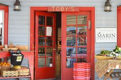 Toby's Feed Barn | Point Reyes Station, CA