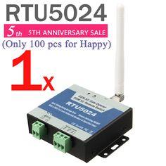 RTU5024 GSM Ouvreur de Porte Relais Commutateur de Contrôle D'accès À Distance Par Appel Gratuit iphone et android app soutien