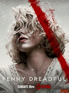 Penny Dreadful, one of my newest favorite shows. It doesn't hurt that Billie Piper plays Lily/ Brona Croft. You rock, Bad Wolf!