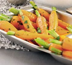 Glazed orange carrots recipe | BBC Good Food