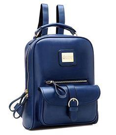 Vintage britische Art-Leder-Tasche Rucksack Backpack Bags 3c89d24087