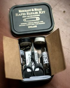 Merchant and Mills Rapid Repair Kit   buy in-store and online from Ray Stitch